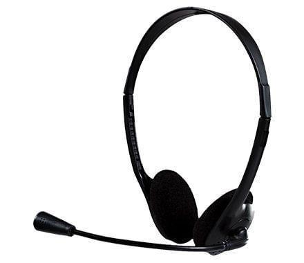 Imagem de Fone De Ouvido Headset Com Microfone  Preto Bright 0010