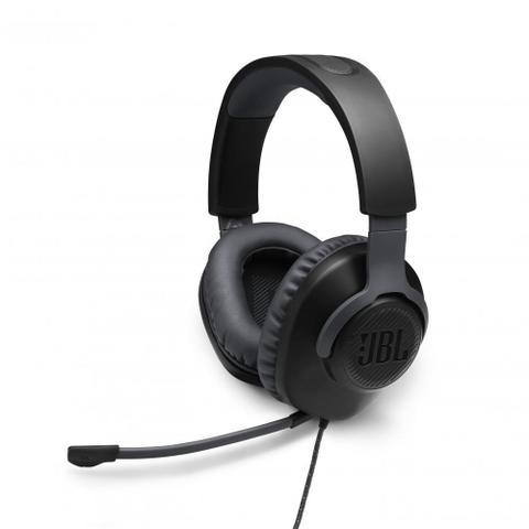 Imagem de Fone de Ouvido Headset Gamer JBL Quantum 100 Preto