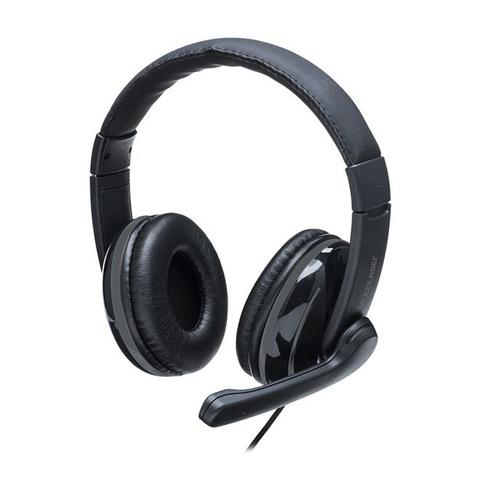 Imagem de Fone De Ouvido Headset Pro Multilaser PH316 P2 Preto
