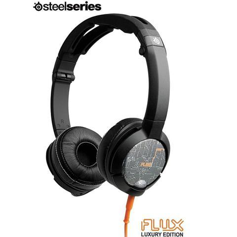 Fone de Ouvido Headset Gamer Flux Luxury Steelseries 61283