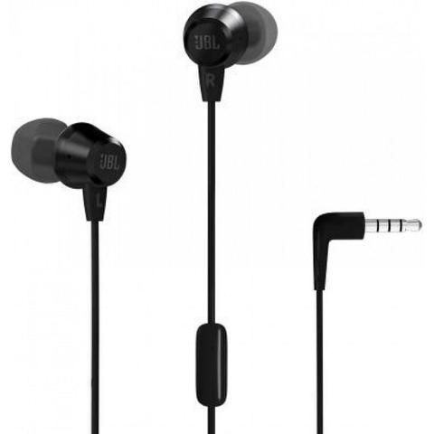 Imagem de Fone de Ouvido In Ear Headphones Black C50HI