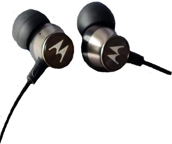 Fone de Ouvido In Ear P2 Original Motorola Mot-sh38c44959
