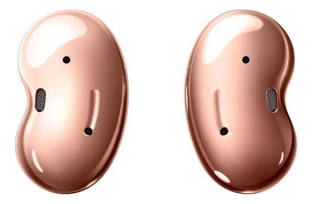 Imagem de Fone De Ouvido In-ear Sem Fio Samsung Galaxy Buds Live Mystic Bronze