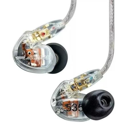 Imagem de Fone de Ouvido In Ear Shure SE535 CL Monitor Retorno de Palco