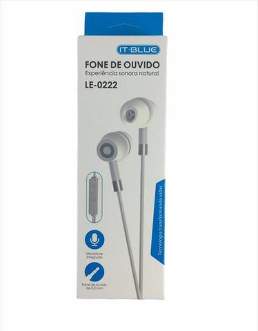 Fone de Ouvido It Blue Le-0222