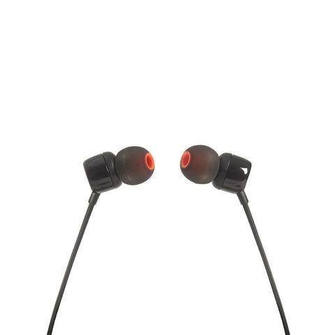 Imagem de Fone de Ouvido Intra-auricular com Microfone JBL T110 Preto