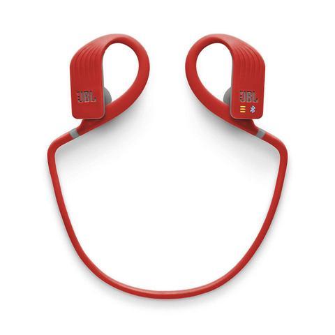 Imagem de Fone de Ouvido JBL Endurance Dive Vermelho