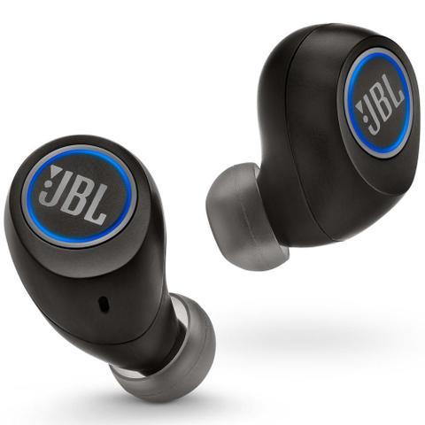 Fone de Ouvido Free X Bluetooth Jbl Jblfreexblkbt
