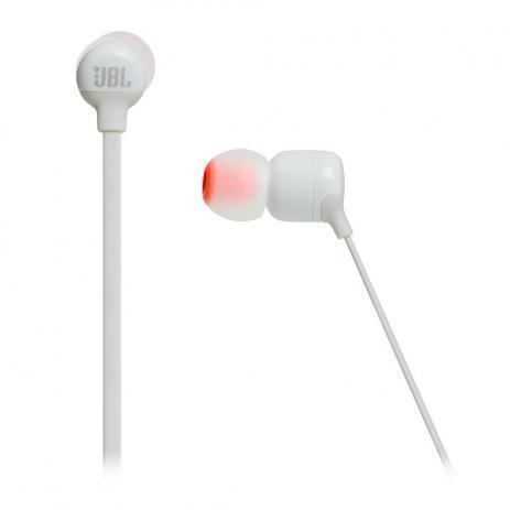 Imagem de Fone de Ouvido JBL T110 Bluetooth Branco