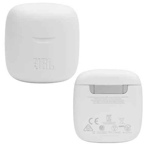 Imagem de Fone de Ouvido JBL T225 TWS Branco Intra Com Bluetooth