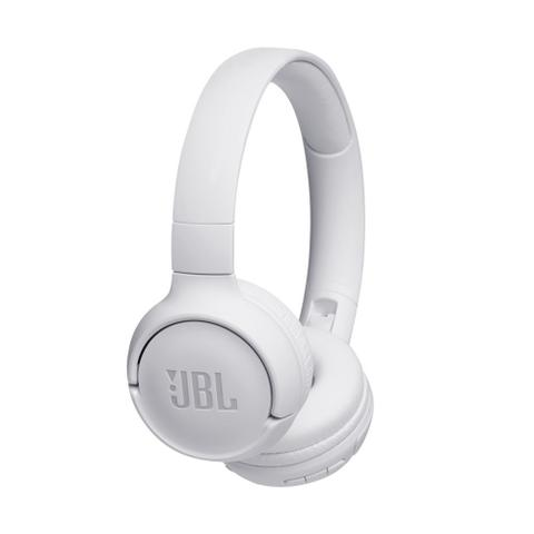 Imagem de Fone De Ouvido Jbl T500bt Bluetooth Branco Headphone Com Microfone