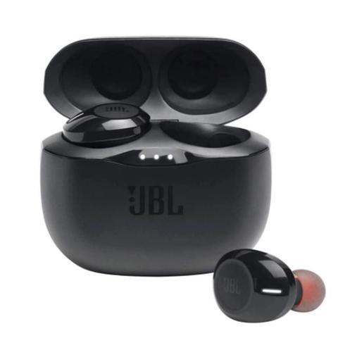 Imagem de Fone de Ouvido JBL Tune 125TWS In Ear True Wireless Preto