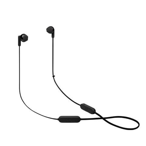 Imagem de Fone de Ouvido JBL Tune 215BT Bluetooth Intra-Auricular Microfone Controle por Voz - Preto