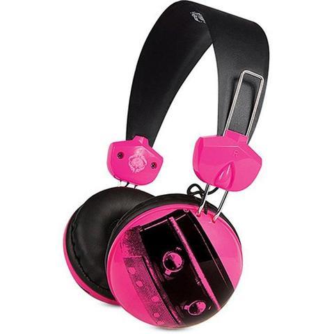 Fone de Ouvido Headphone Play Pink Macbeth Mb-hl2pp