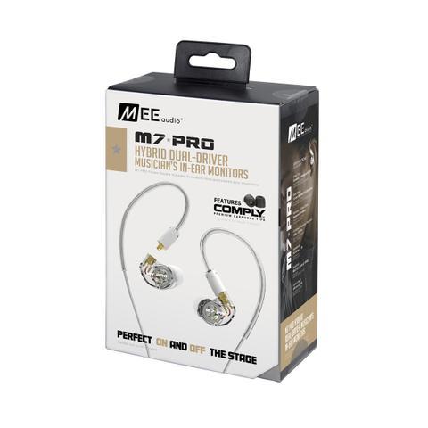 Fone de Ouvido Intra-auricular M7 Pro Clear Mee Audio