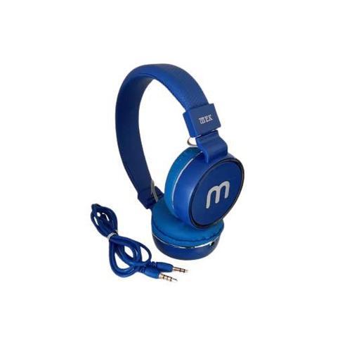 Fone de Ouvido Headphone Preto Mex In-875