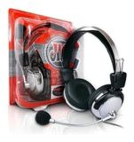 Imagem de Fone De Ouvido Microfone Headset Para Pc - Super Bass