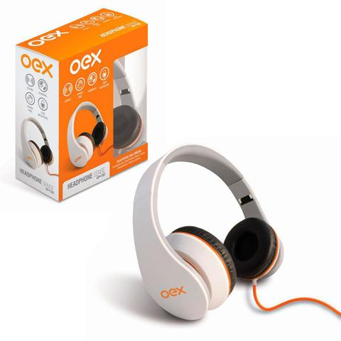 Fone de Ouvido Headphone Sense Hp100 Oex Hp100