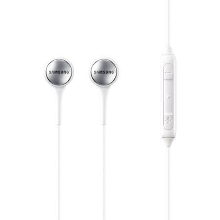 Imagem de Fone De Ouvido Original Samsung Estéreo Com Fio In Ear Ig935 - Branco