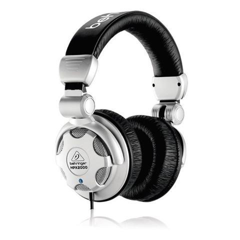 Fone de Ouvido Headphone High-definition Dj Behringer Hpx2000