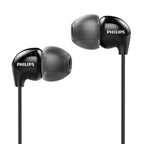 Imagem de Fone de Ouvido Philips SHB3595 Bluetooth Preto Wireless UpBeat Sem Fio com Microfone SHB3595BK/10