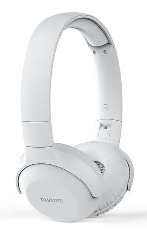 Imagem de Fone de Ouvido Philips TAUH202 Bluetooth Branco Headphone Headset Sem Fio com Microfone TAUH202WT/00