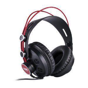 Fone de Ouvido Headphone de Referência Preto Novik Neo Hnk-402