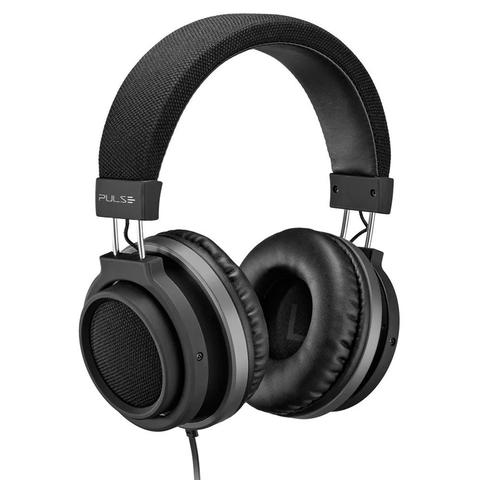 Fone de Ouvido Headphone Aux P2 Large Preto Pulse Sound Ph226