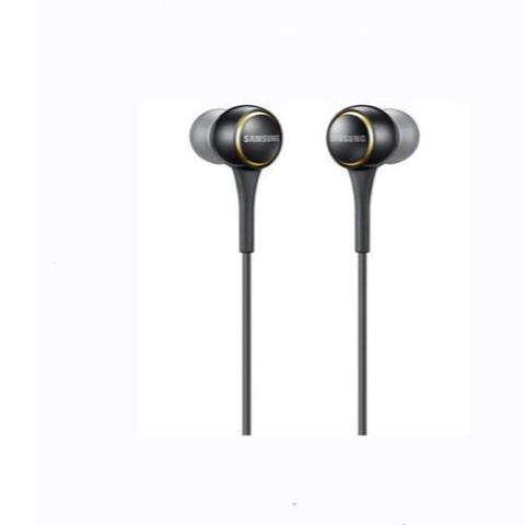 Imagem de Fone de ouvido Samsung com microfone e controle preto