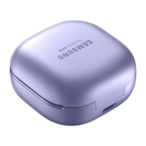 Imagem de Fone de Ouvido Samsung Galaxy Buds Pro, com Microfone, Bluetooth, Wireless, Violeta
