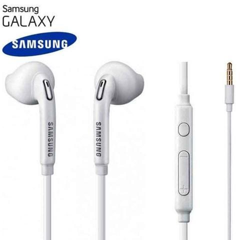 Imagem de Fone de Ouvido Samsung Original Linha Galaxy Branco - EDGE