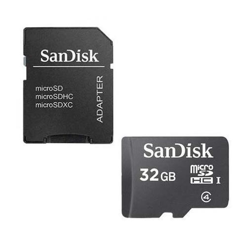 Imagem de Fone de Ouvido SD MP3 FM LC-701 Branco + Cartão de Memoria 32GB