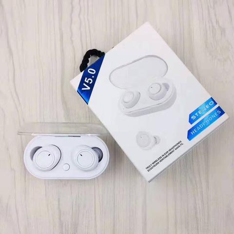 Imagem de Fone De Ouvido Sem Fio Bluetooth 5.0 Stereo Tws Para Esporte