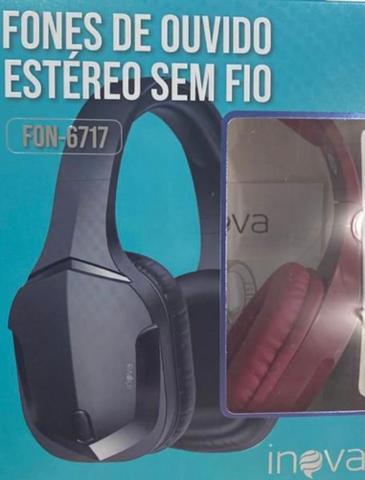 Fone de Ouvido Inova Fon-6717