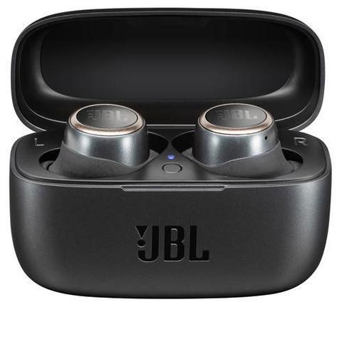 Imagem de Fone de Ouvido sem Fio JBL Live 300 TWS Intra-auricular Preto - JBLLIVE300TWSBLK