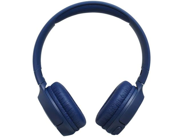 Imagem de Fone De Ouvido Sem Fio JBL T500BT Bluetooth Azul
