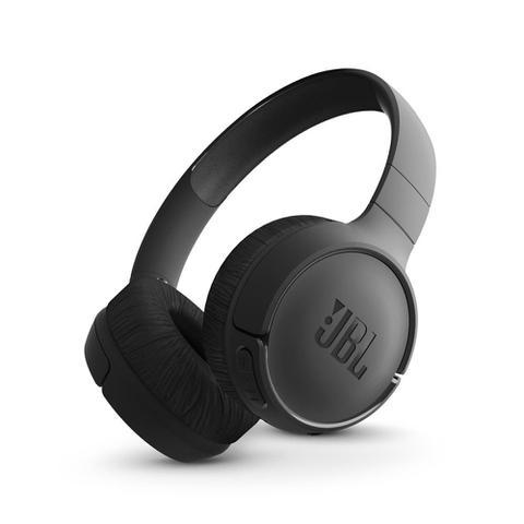 Imagem de Fone de ouvido sem fio JBL Tune 500BT Bluetooth Preto