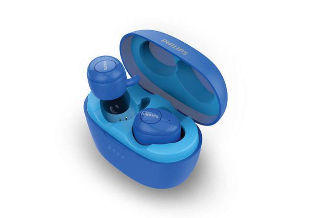 Imagem de Fone de Ouvido sem Fio Philips SHB2505BL/00 TWS Bluetooth 5.0 Upbeat IN EAR com Microfone - AZUL