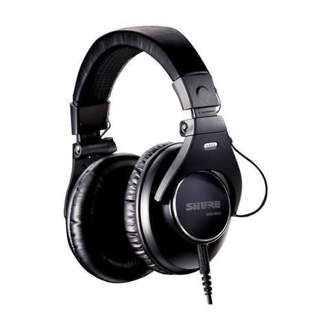 Fone de Ouvido Headphone Monitoração Profissional Shure Srh840