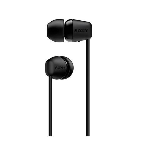 Imagem de Fone de Ouvido Sony Headphones Intra-Auriculares sem fio WI-C200 Preto
