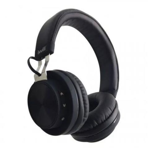 Imagem de Fone de ouvido supra prime wireless iwill preto