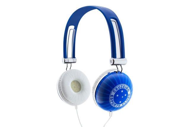 Fone de Ouvido Headphone Soft Gloves Cruzeiro Waldman Sg10cru