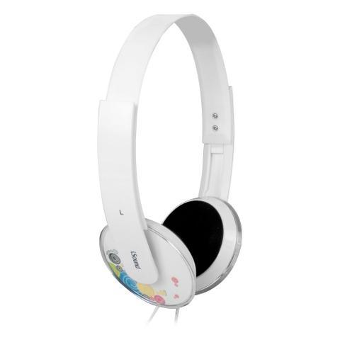 Fone de Ouvido Headphone Com Microfone The New Sound Hm-160 Isound Dghp5506