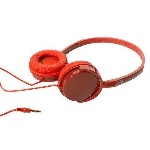 Fone de Ouvido Headphone Comfort Vermelho One For All Sv5334