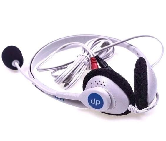 Fone de Ouvido Headset Cosmic Hs208 Branco Oex 485866