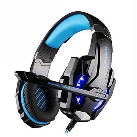Imagem de Fone Gamer Kotion Each Headset Usb P2 3.5mm Ps4 E Pc G9000