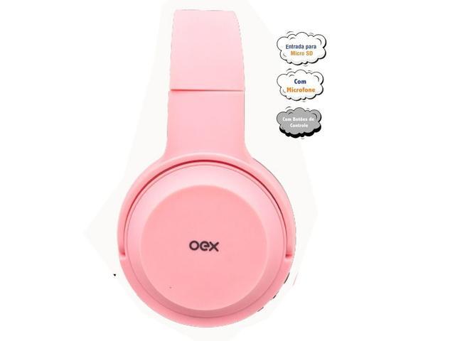 Fone de Ouvido Pop Bluetooth Oex Hs315