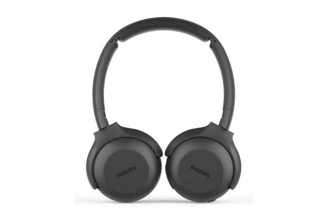 Imagem de Fone Headset De Ouvido Bluetooth Philips Microfone Tauh202