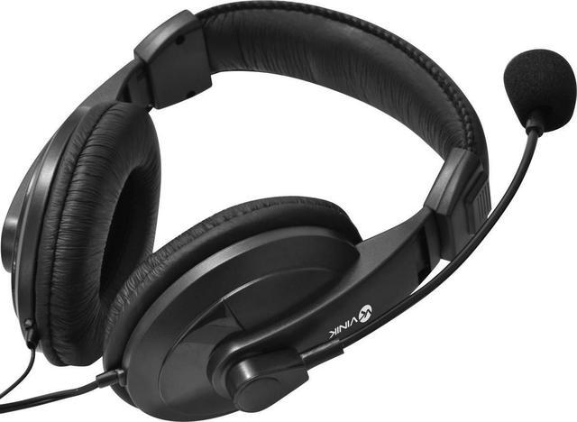 Imagem de Fone headset go play fm35 preto com microfone