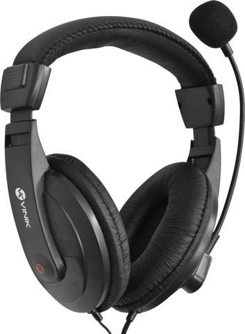Fone de Ouvido Headset Com Controle Go Play Fm35 Preto Vinik 20202